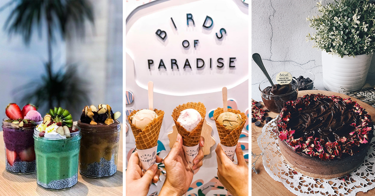 8 Healthy Dessert Places In Singapore Even Your #Fitspo Friend Would Approve Of
