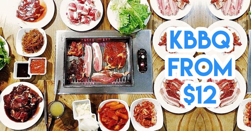 9 Cheap Korean Bbq Buffets In Singapore Under 27 Person Even During