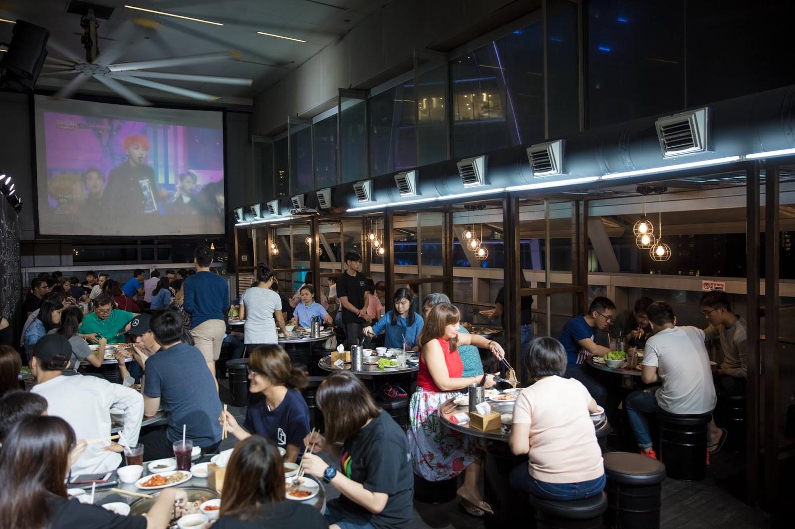 k.cook kpop screening