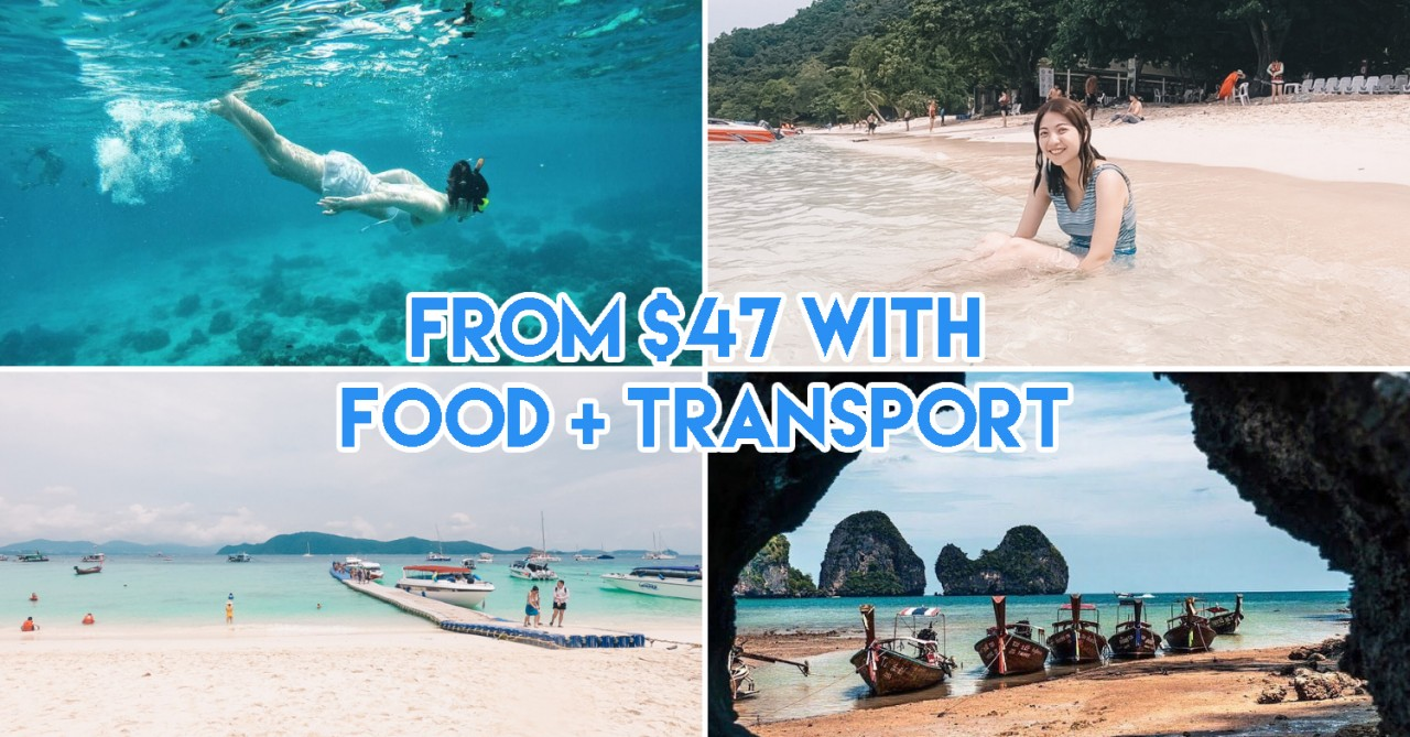 6 Island Hopping Day Trips Around Phuket That Come Fully Planned For Beach Lovers