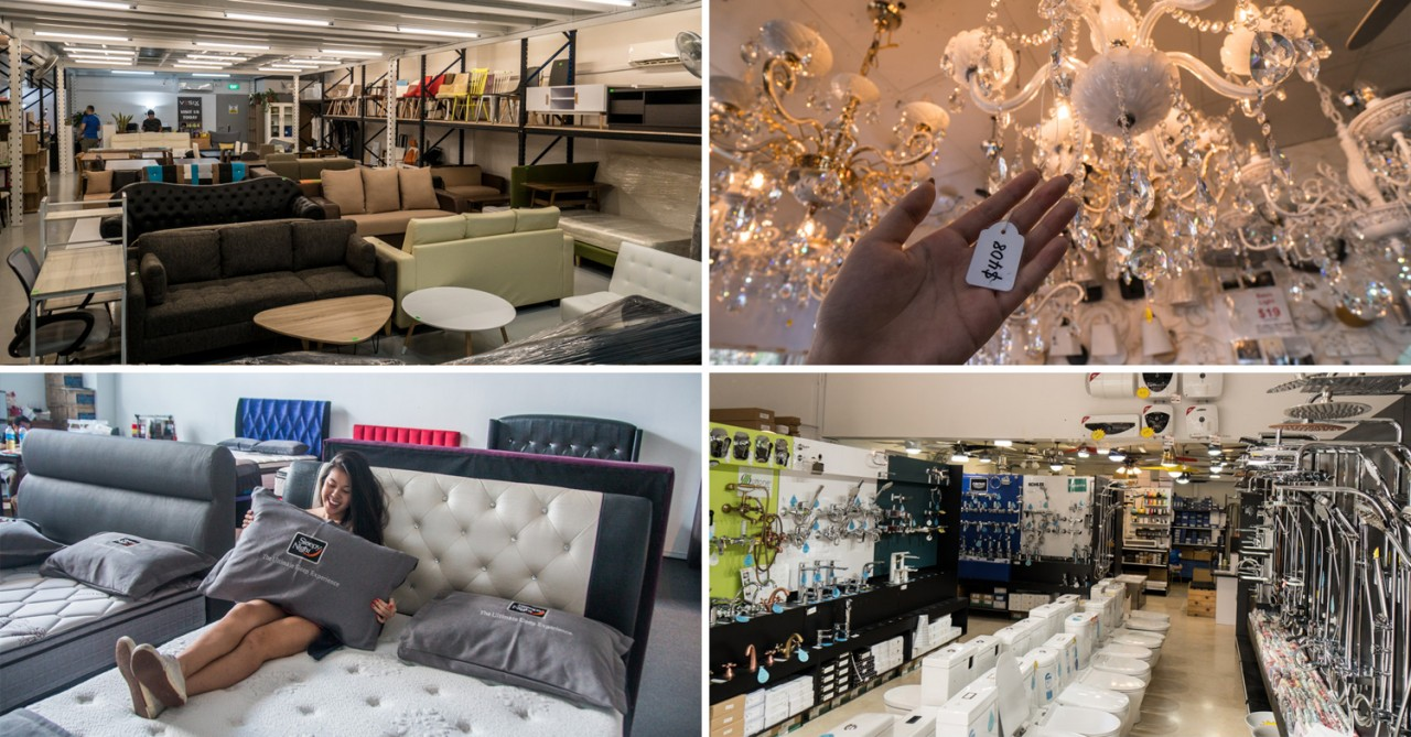 9 Homeware and Kitchenware Wholesalers For Couples Who Just Got Their BTO