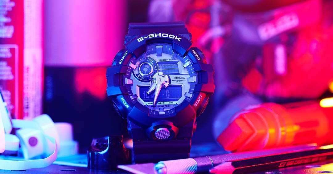 G-SHOCK Is Giving Away 35 Limited Edition Watches & This Is How You Can Win Them