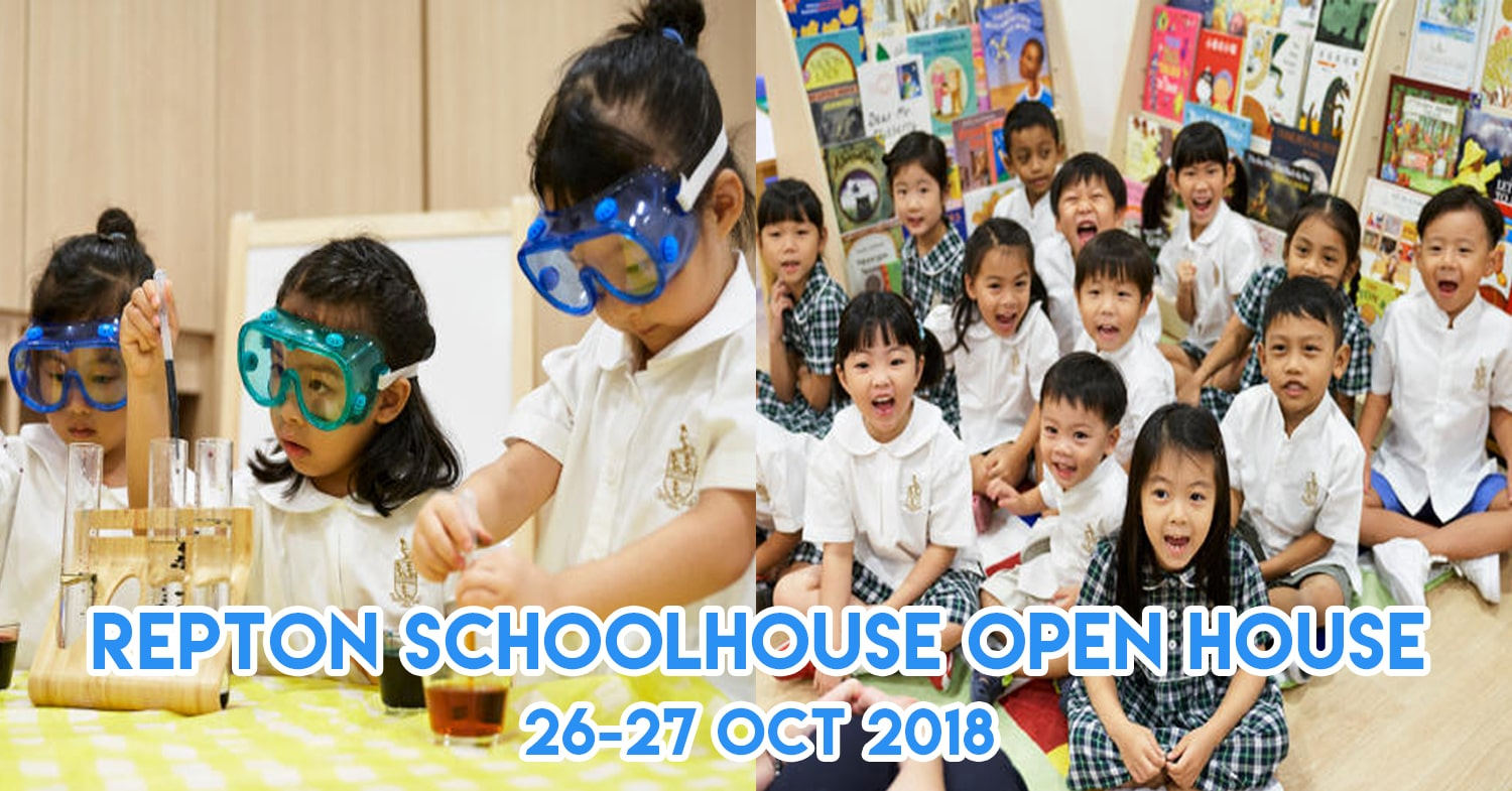 UK's Famed Repton Schoolhouse Launches In Singapore With An Open House And Early Bird Discounts