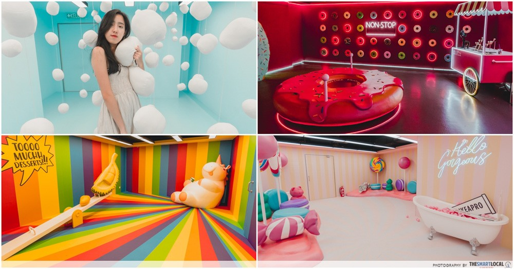 Selfie Museum KL - Malaysia's Version Of NYC's Viral Ice Cream Museum Is Only Open Till Feb 2019