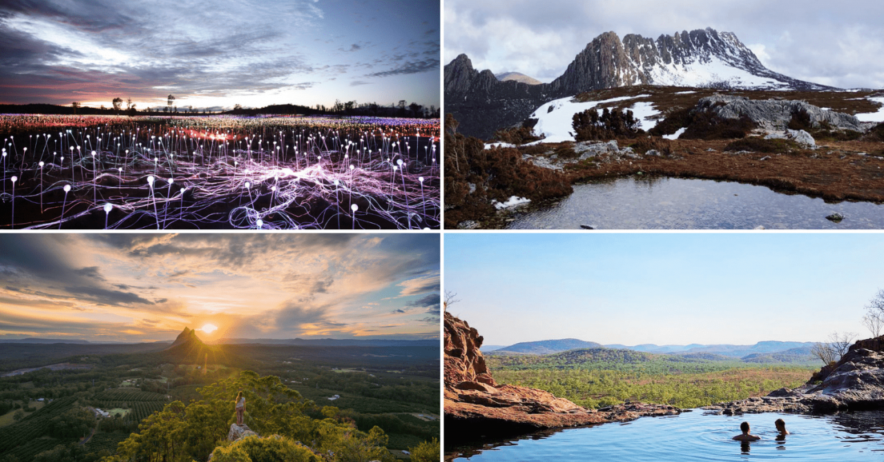 8 Holiday Spots In Australia So Gorgeous, They're Like Windows Wallpapers Come To Life