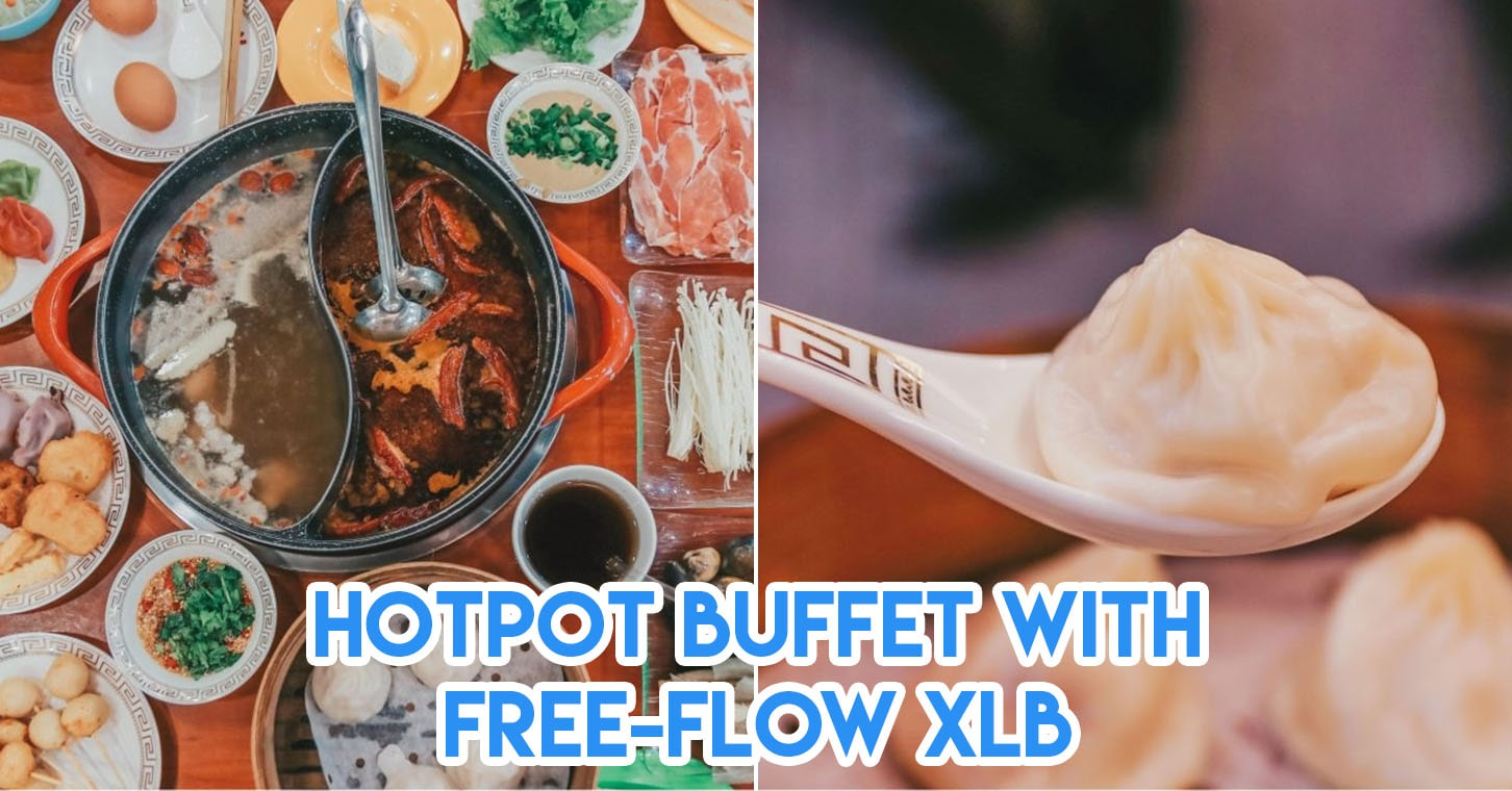 10 Affordable Hotpot Buffets In Singapore From $12.99 To Visit When HDL Is Too Packed