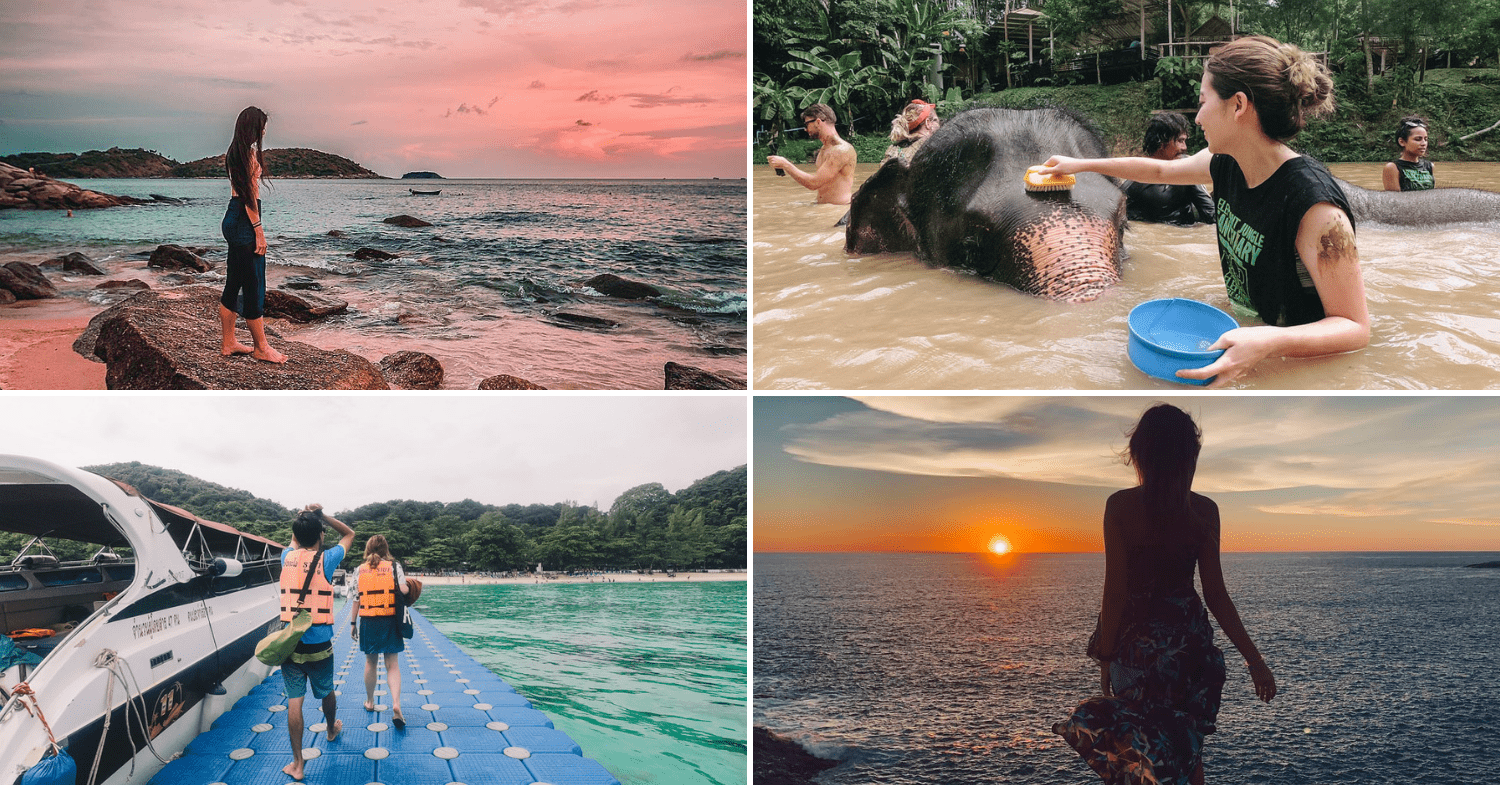 8 Outdoor Activities In Phuket I Only Discovered On My 2nd Beach Vacation There