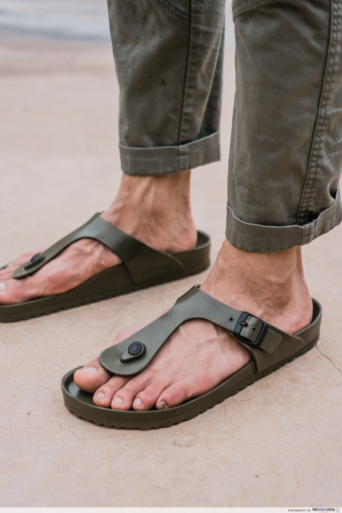 waterproof birkenstock