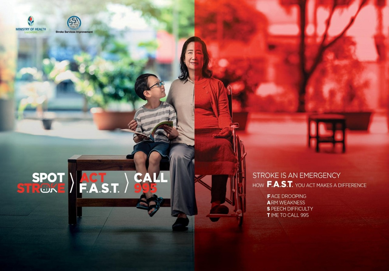 Ways To Spot A Stroke So Even Non First Aid Trained Singaporeans Can Make A Difference