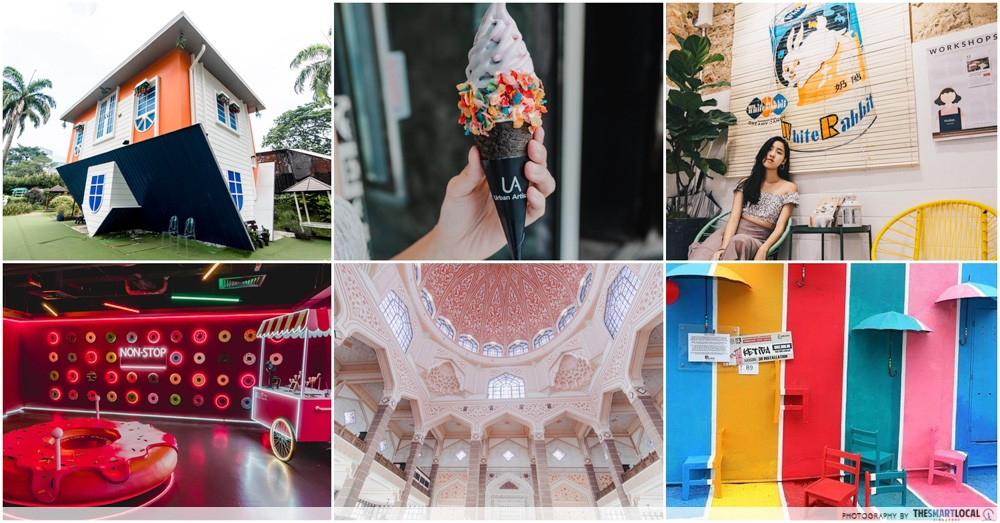 13 Places To Explore In KL Now That Hipster Cafes, Themed Bars & A Durian Park Have Sprouted