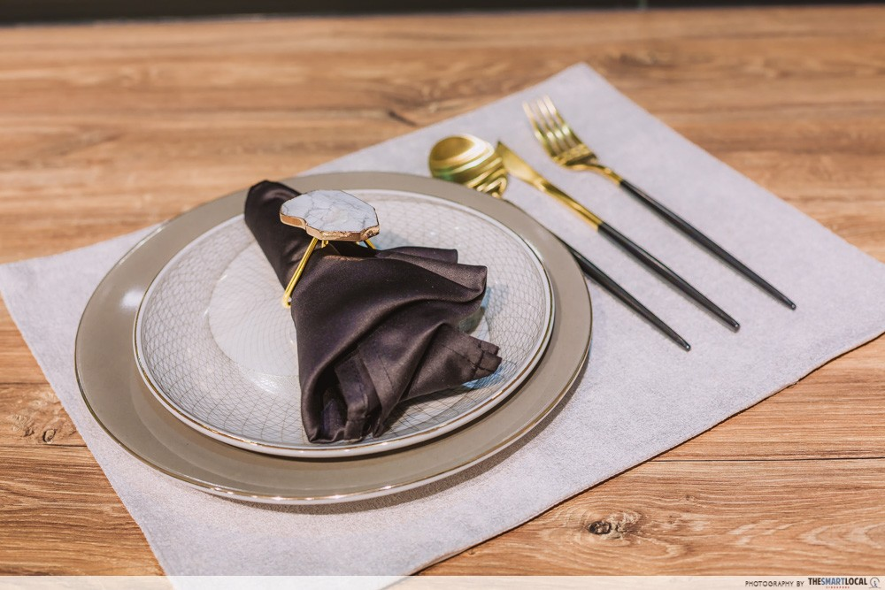 JADORN - dinnerware sets