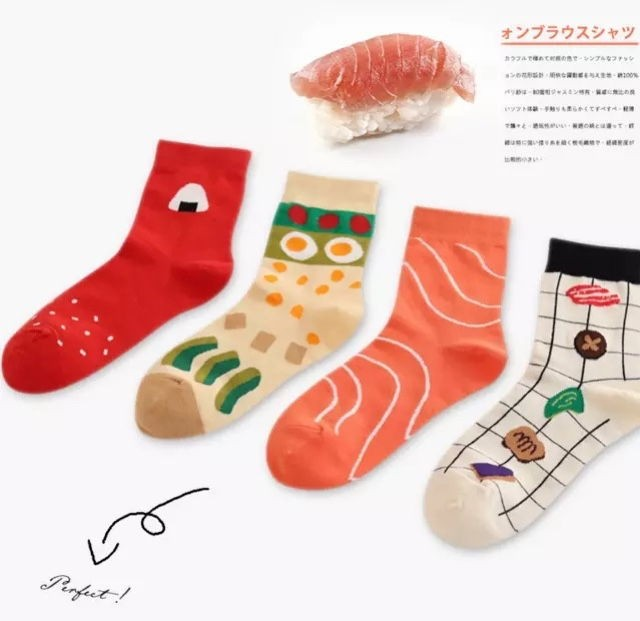 Food socks Airfrov