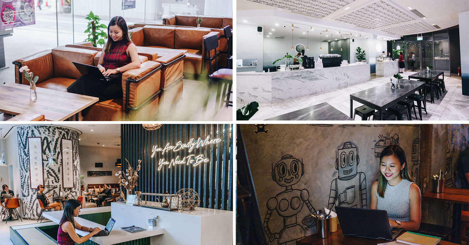 9 Quiet Cafes In Town Or The CBD For Study Sessions Or Client Meetings On The Go