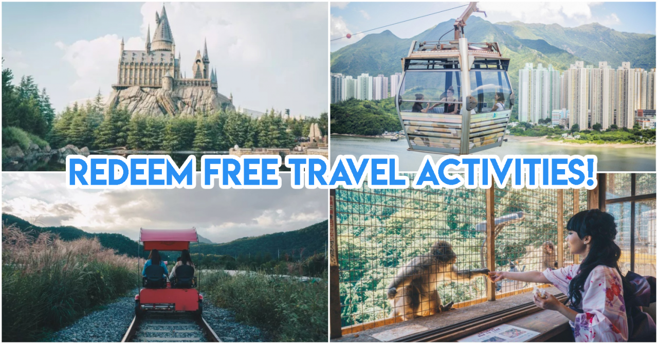 Klook's Travel Pawn Shop - Trade Old #Wanderlust Photos For Free Activities On Your Next Holiday