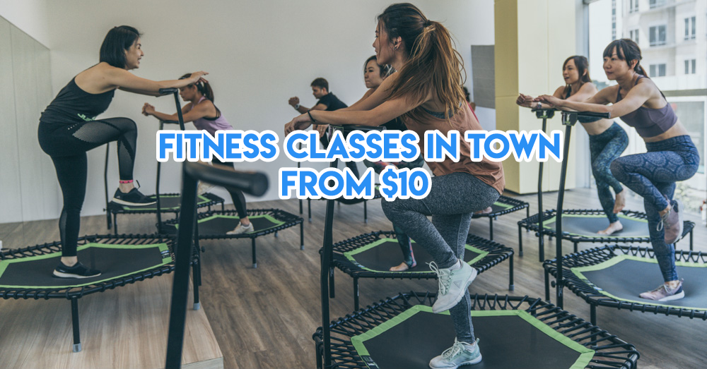 Real Fit Is SG's Latest Fitness Studio With $10 Classes & Zero Membership Fees