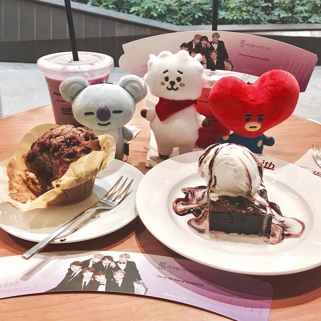 6 Cafes In Singapore To Celebrate Your Korean Idols