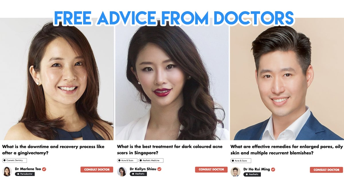 DoctorXDentist Gives Singaporeans Free Medical Advice With Over 3000+ Answers From Certified Doctors