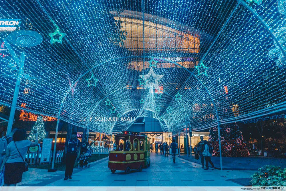 City Square Mall - Christmas 2018