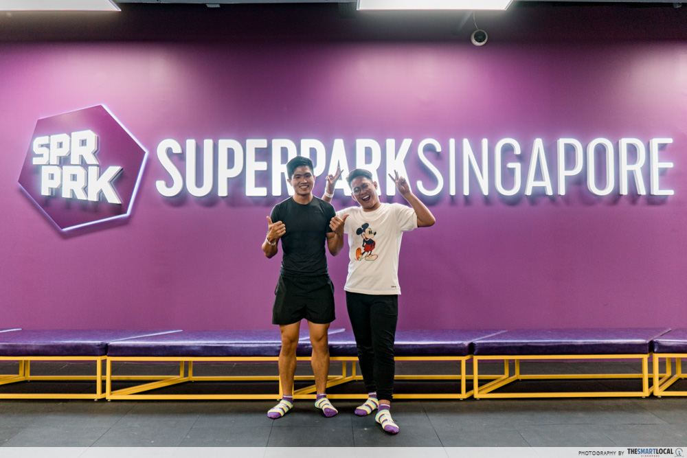 superpark singapore logo