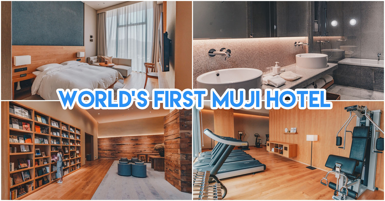 The World's First Muji Hotel Is Only 15 Minutes Away From Hong Kong's Kowloon Station