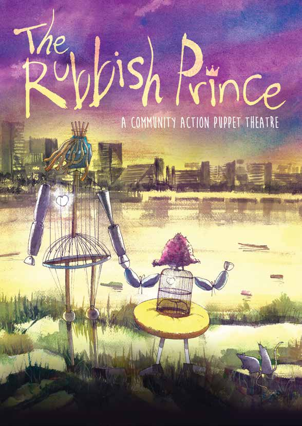 the rubbish prince poster