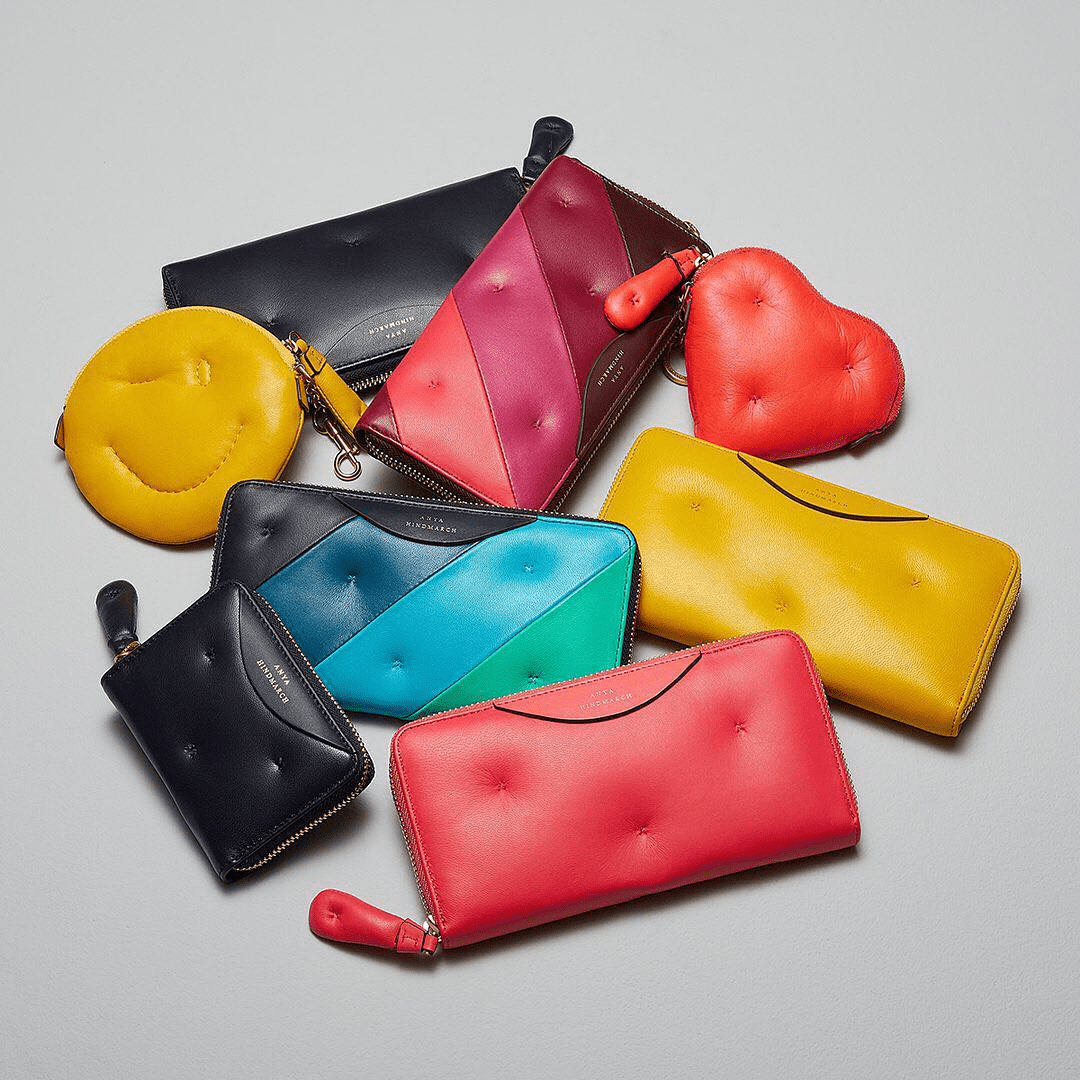 anya hindmarch fun pouches