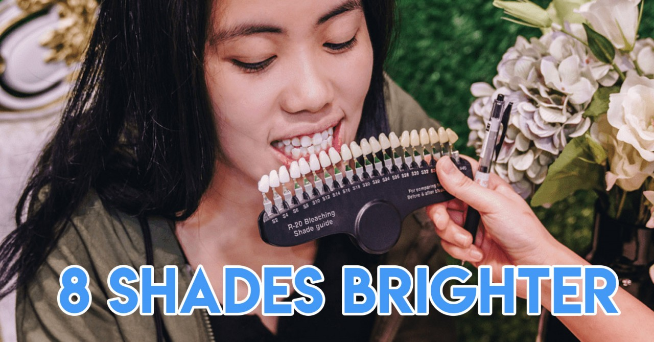 Mirage Aesthetic Has A $168 LED Teeth Whitening Deal That Gives To Charity With Every Treatment Sold