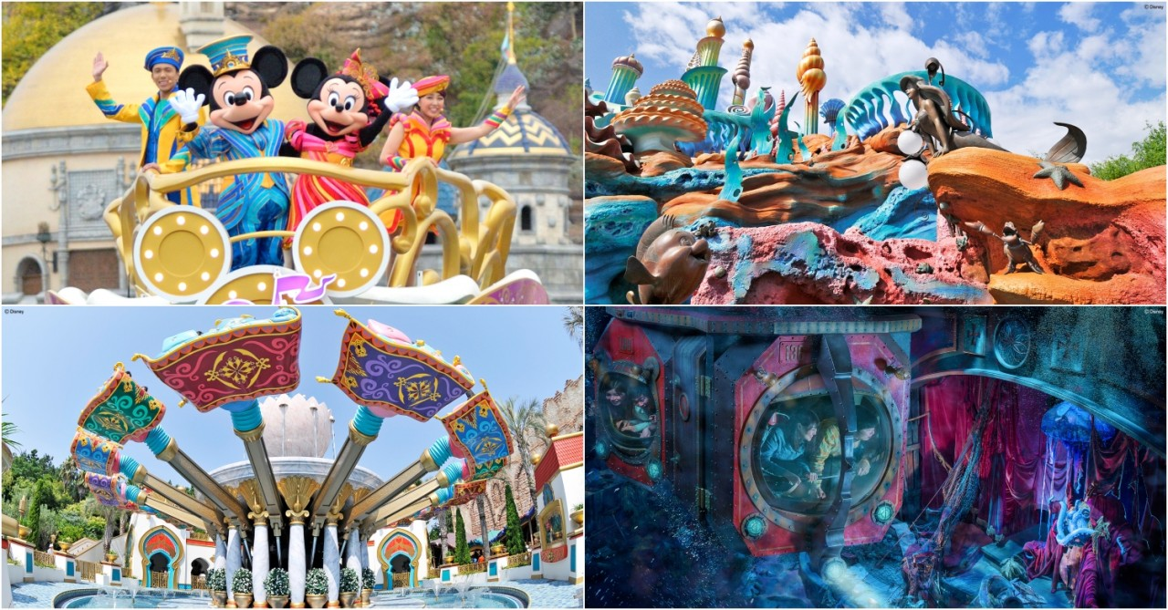 6 Things To Do In Tokyo DisneySea - Guide To New Attractions, Rides, And Food
