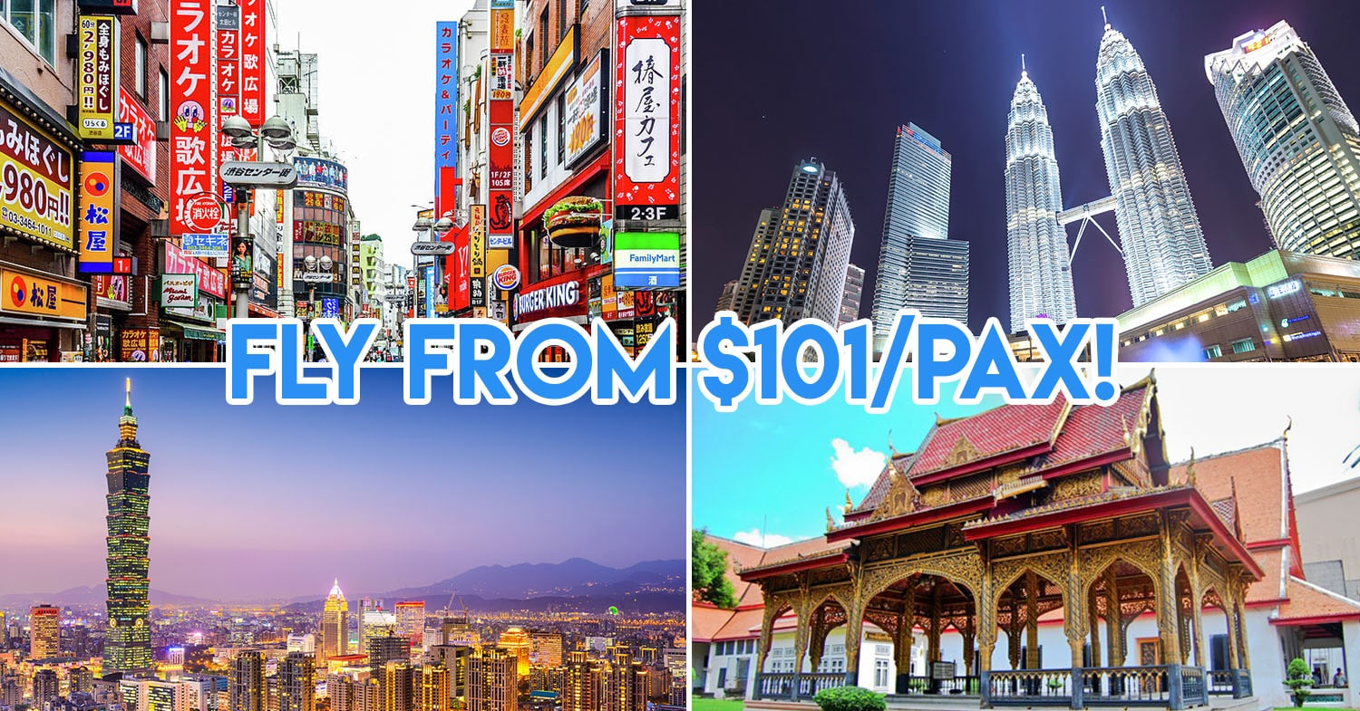 7 Cheapest Family Friendly Holidays In Asia For The Year-End Holidays