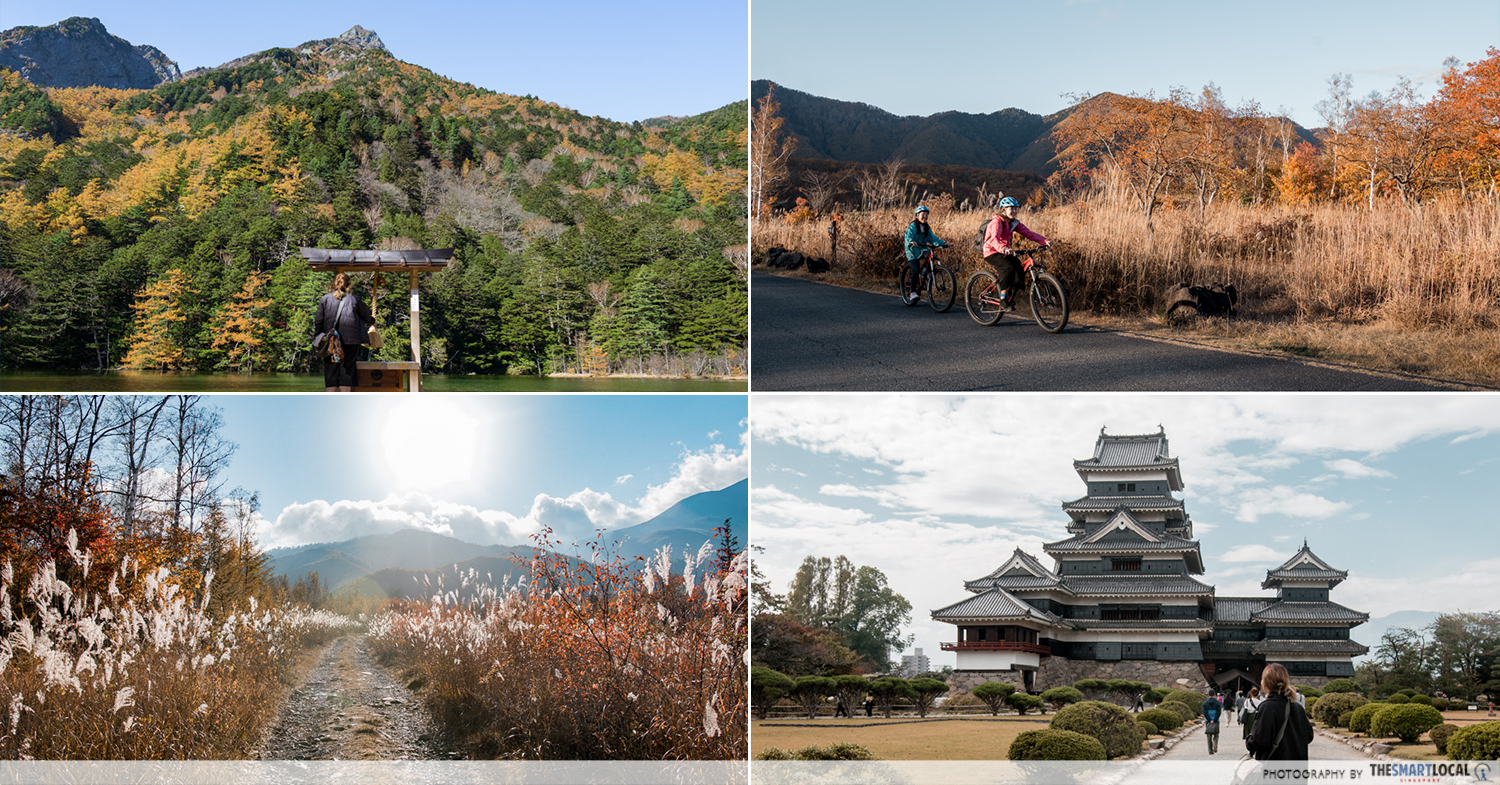 12 things to do in nagano prefecture japan scenic hiking trails