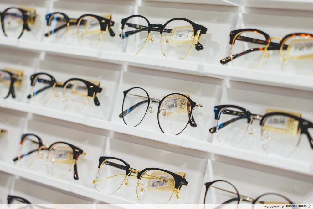 a3336eeafdf Hong Kong Eyewear MUJOSH Opens In Singapore With 20% Off Storewide ...