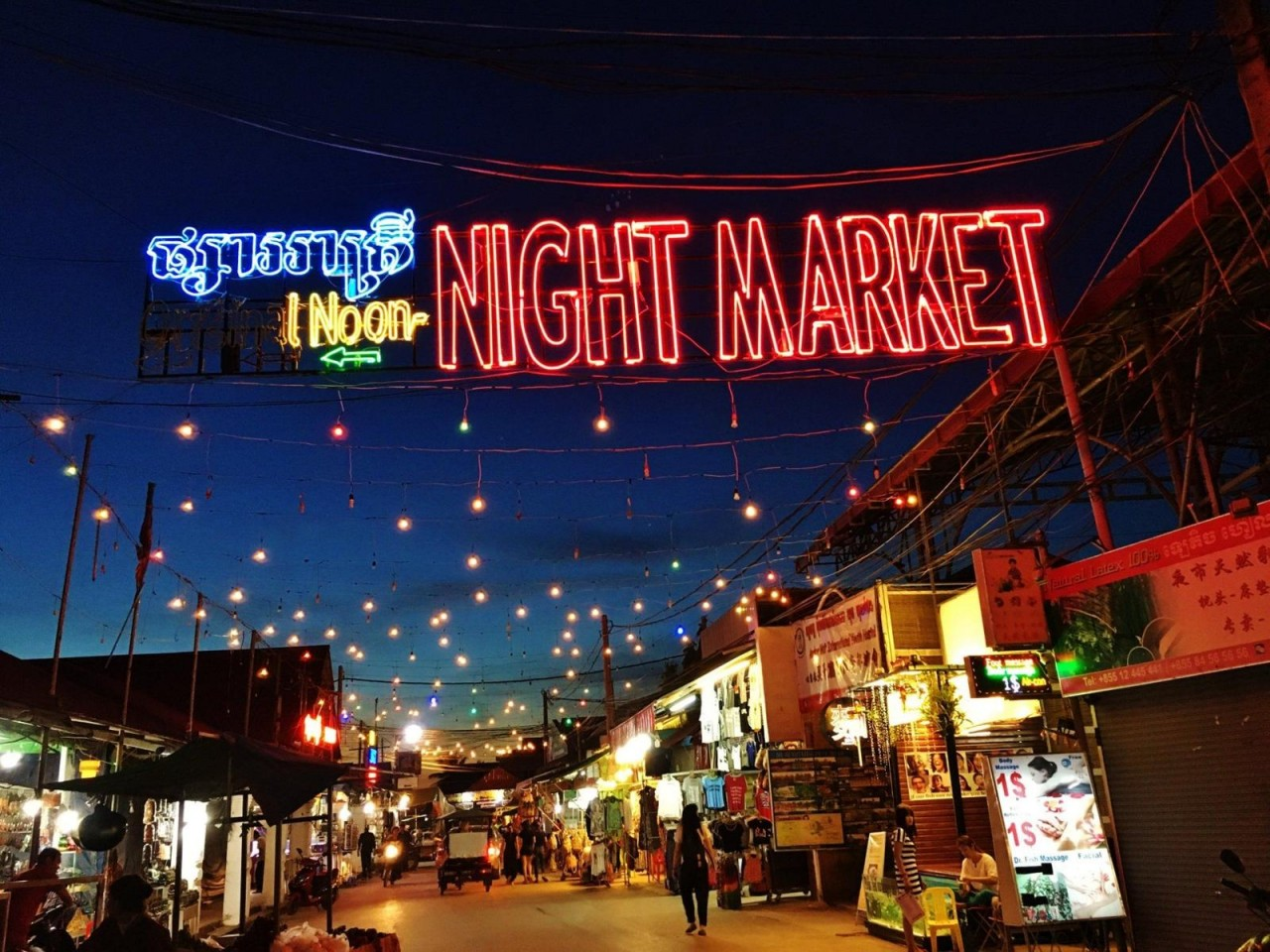 5 Night Markets In Southeast Asia That You Can Conquer On Short Weekend Getaways