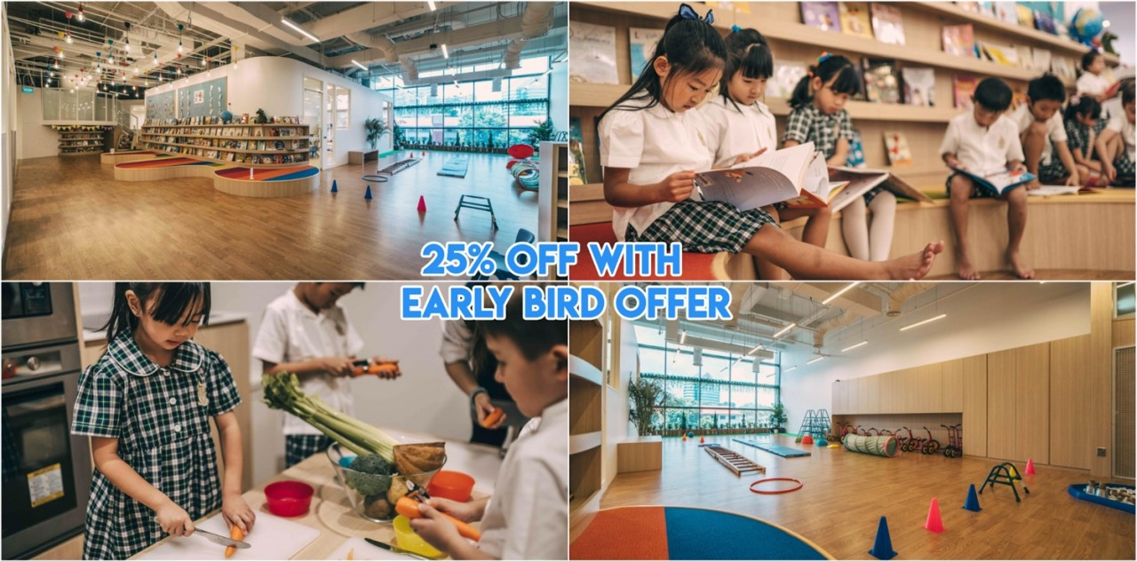 Repton Schoolhouse - The School Roald Dahl Attended Is In Singapore With Pre-School Classes To Build Soft Skills