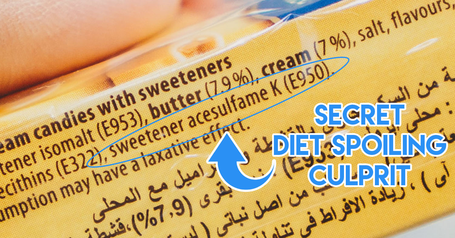 sneaky sugar substitutes cover image