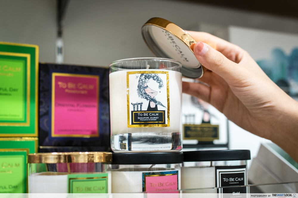 scented candle & 12 Christmas Gift Ideas For Every Type Of Singaporean Colleague In ...