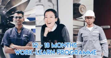 The SkillsFuture Earn and Learn Programme Gives Poly/ITE Grads A Head Start In Their Career