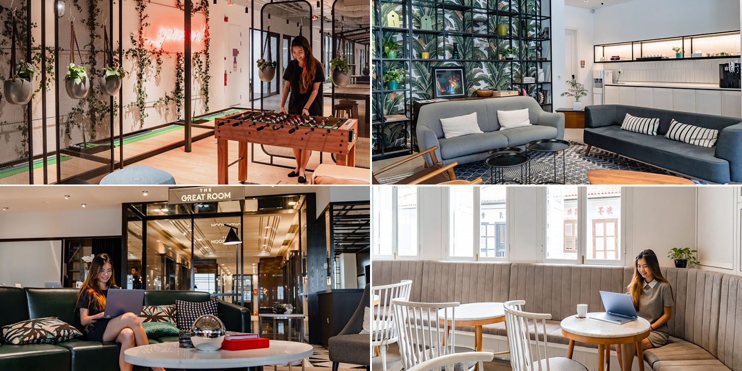 8 Co-Working Spaces In Town That Look Straight Outta Pinterest From $25/Month