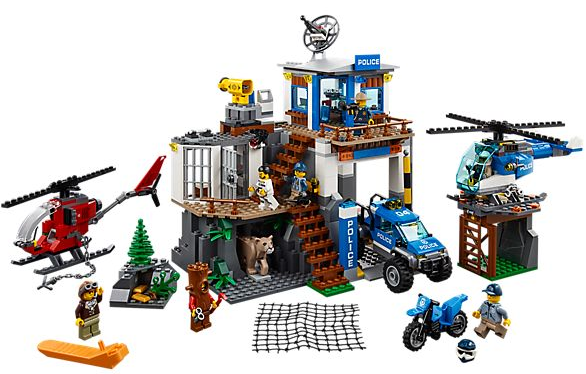 5 Themed Lego Sets To Dote On Your Kids This Christmas