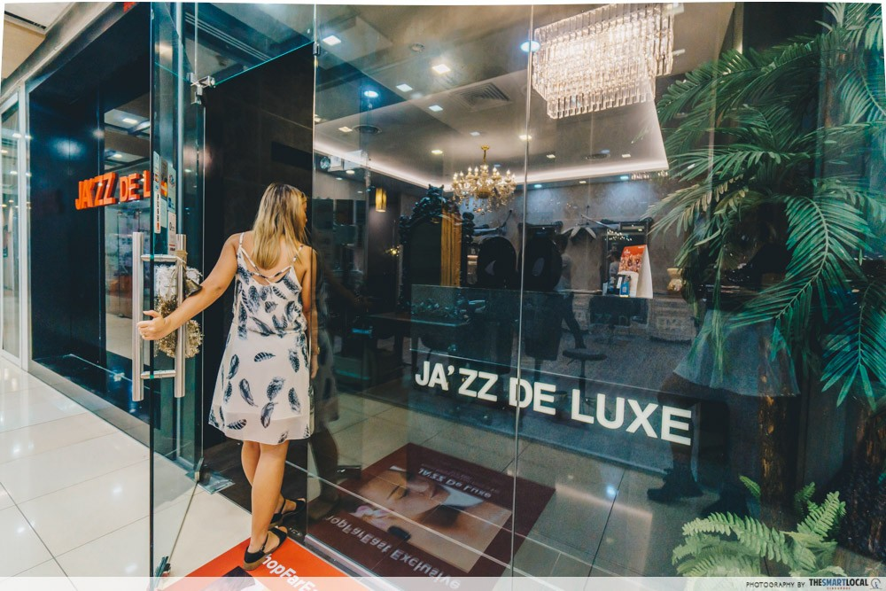 jazz de luxe beauty boost