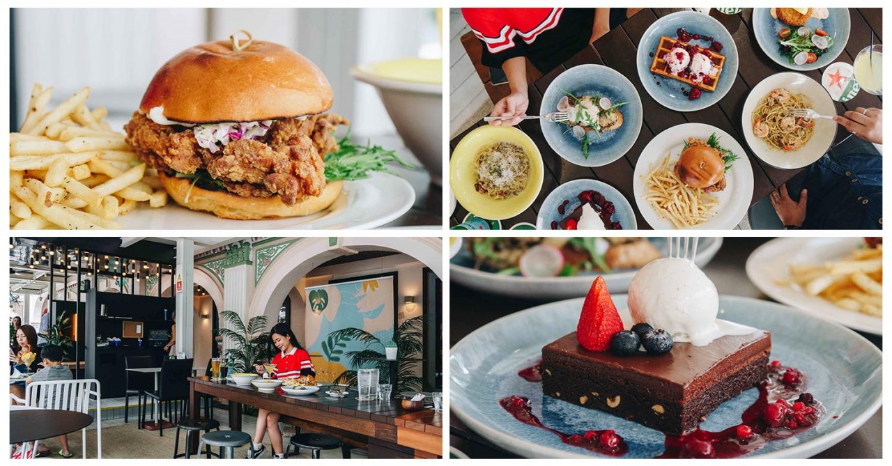 Hej Kitchen & Bar Has $15++ Lunch And $28++ Dinner Menus In Town, Beer Included