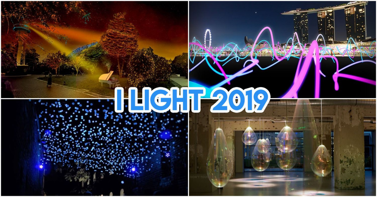 17 New Things To Do In Jan 2019 - Yogafest, One Piece AR Escape Game, & Secret Parties In The Woods