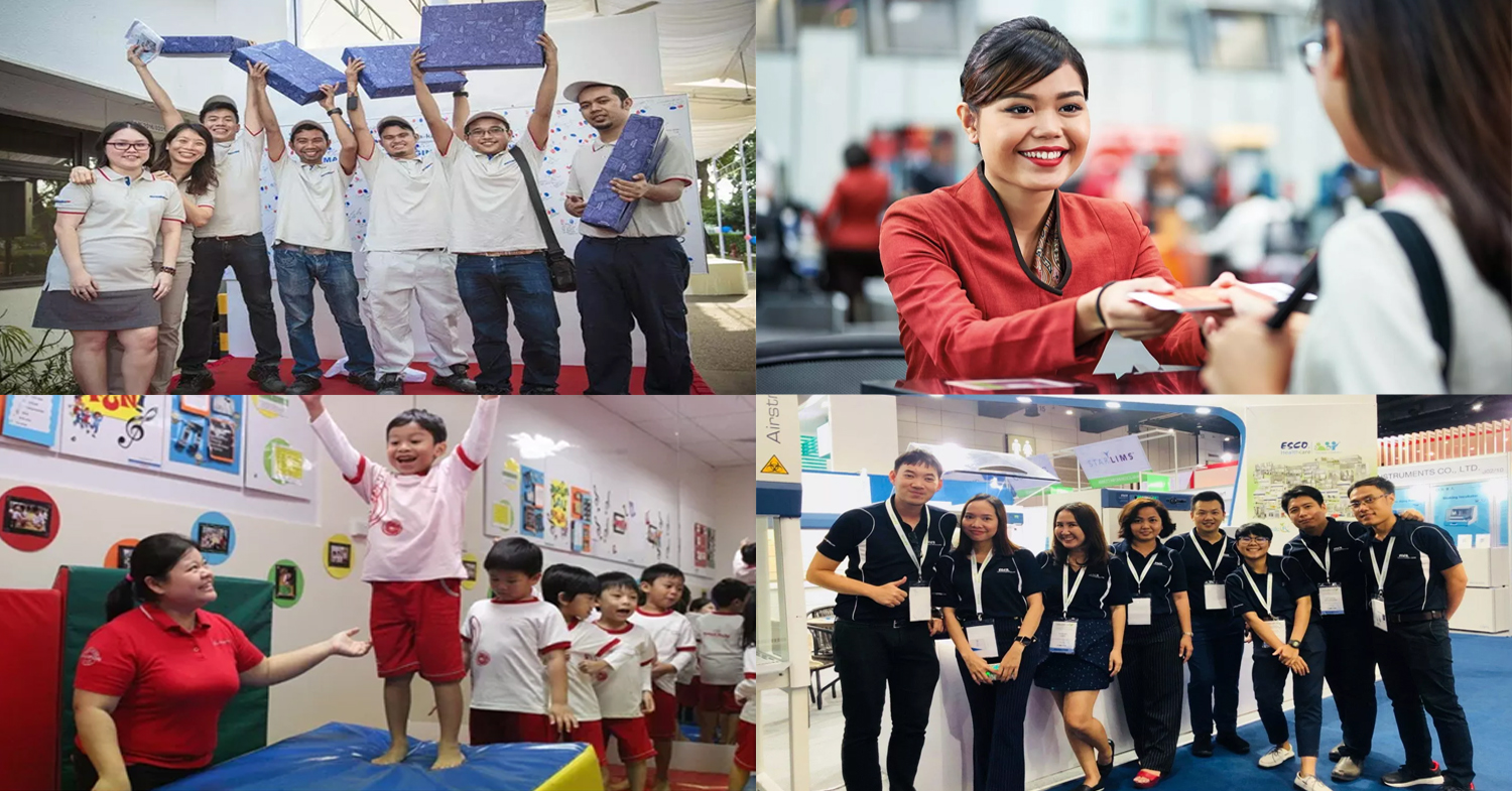 Companies In Singapore That Have Clinched Awards For Company Culture That You'll Want To Work In
