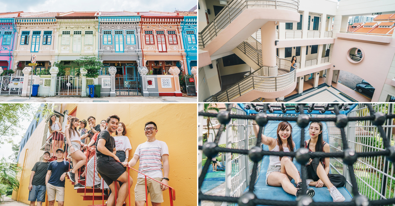 9 Colourful Heritage Places In Joo Chiat And Katong - The Time Capsules Of The East