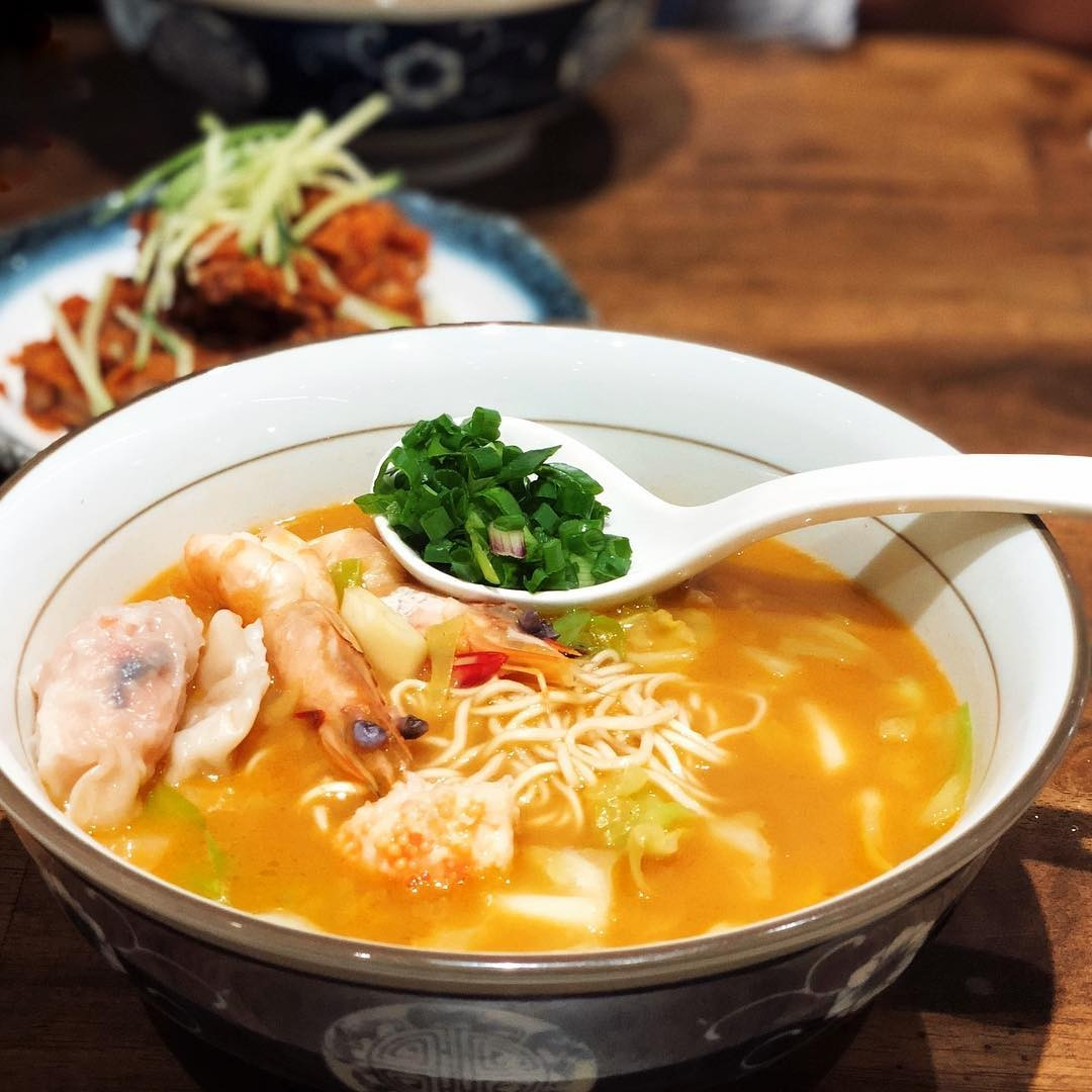 New restaurants - January 2019 - Le Shrimp Ramen