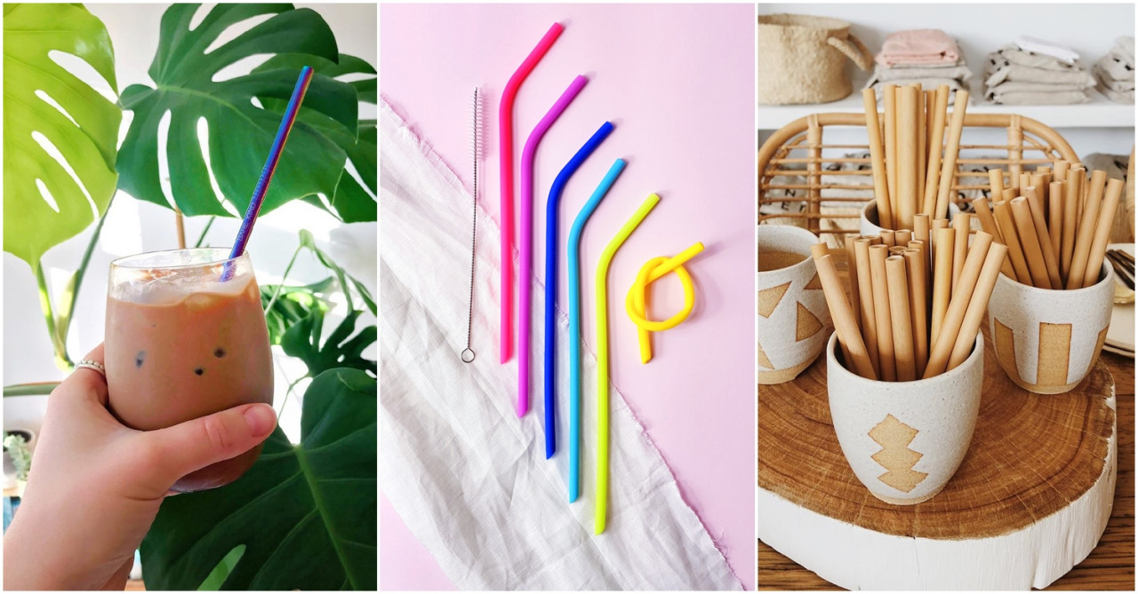 Guide To Different Types Of Reusable Straws And Where To Buy Them In Singapore
