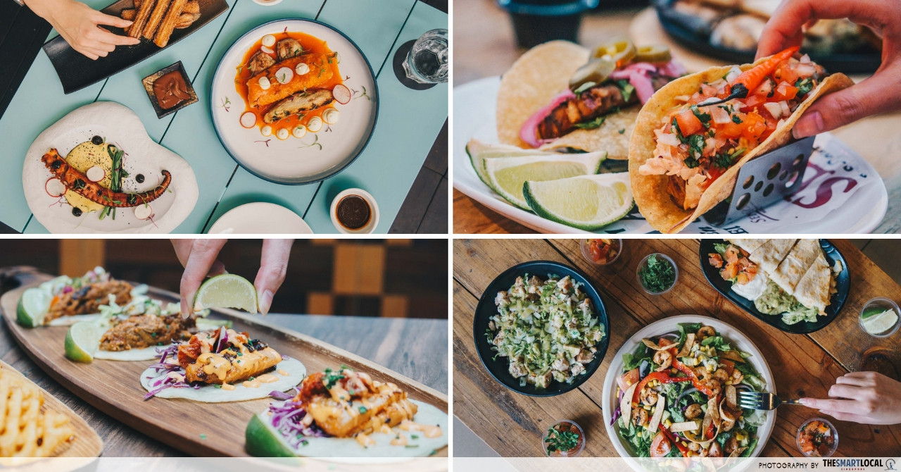 7 Mexican Restaurants In Singapore With 1-For-1 Deals To Score With Your Amigos