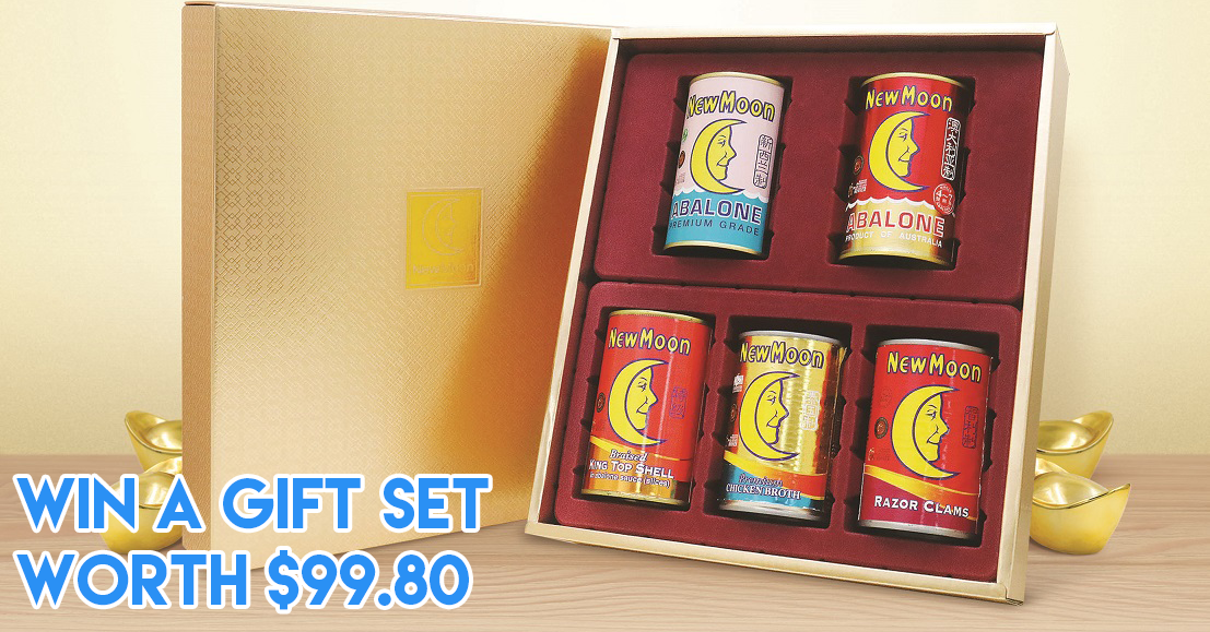 Cheers Has A CNY Contest That Lets You Win Abalone Gift Sets In Less Than 10 Seconds
