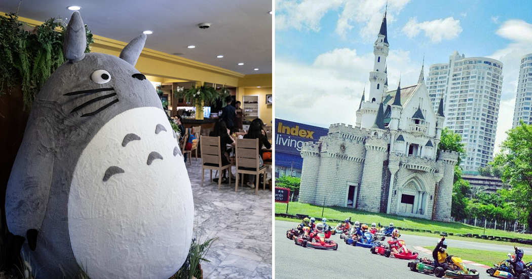 10 New Things To Do In Bangkok For Your 2019 Trip - Skywalks, Go-karting In Castles & A Mega Chicken Rice Challenge