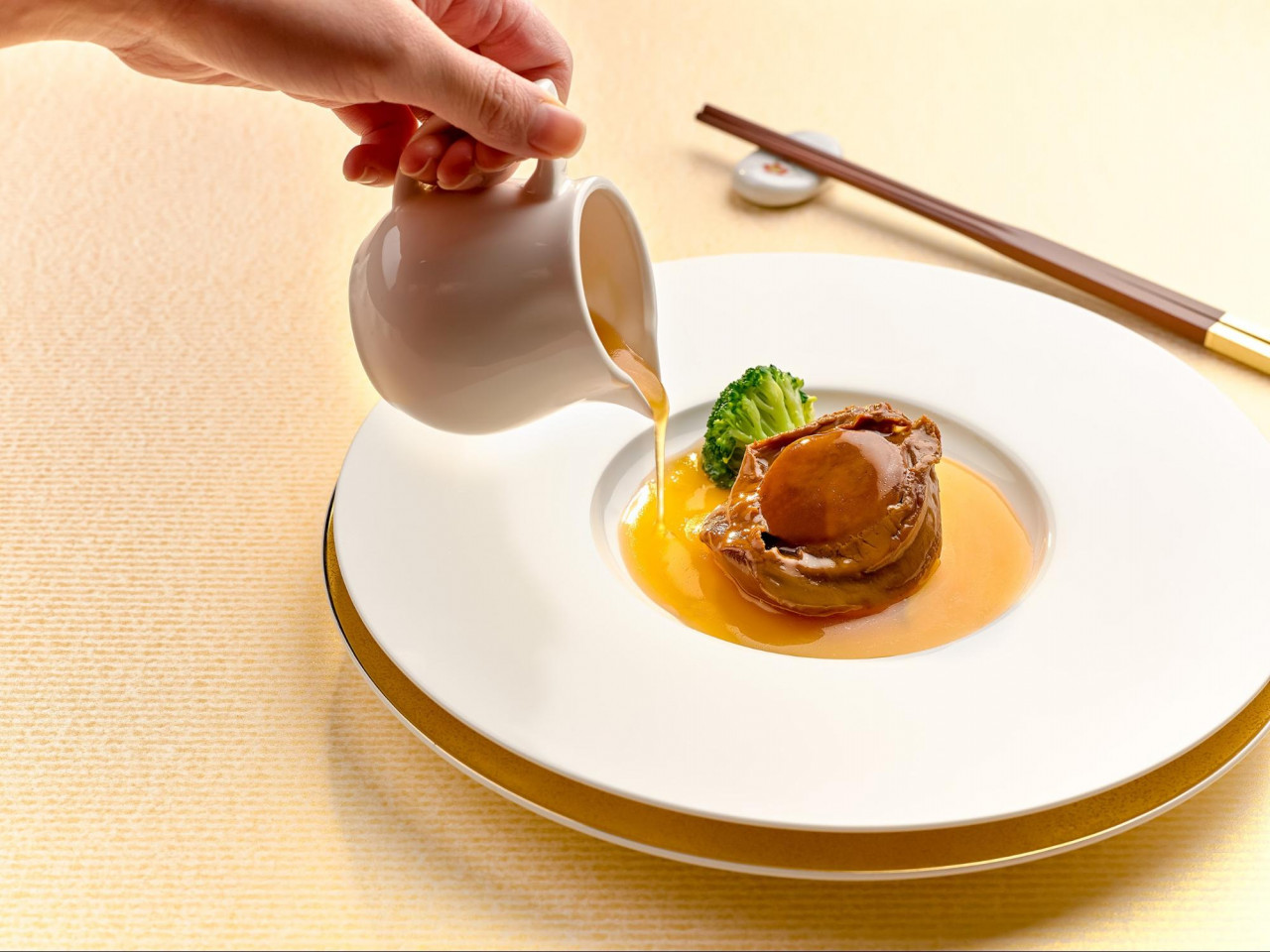 Lunar New Year - Pan Pacific Hotel dining deal