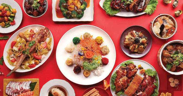 8 Hotel Dining Deals For LNY 2019 - $50 Return Vouchers, 25% Off Pineapple Tarts, & Discounted Buffets